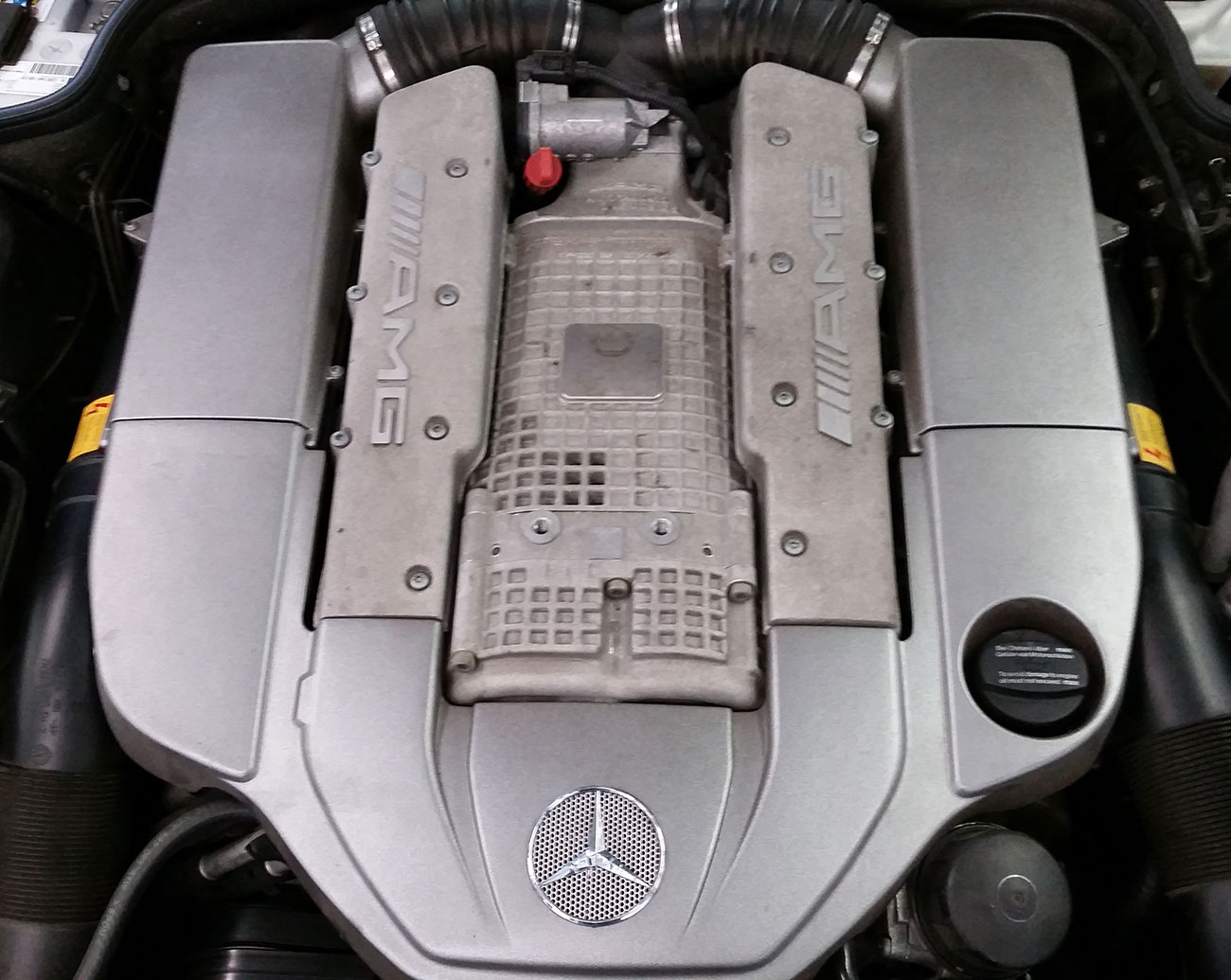 mercedes benz engine