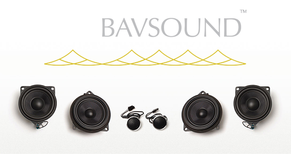 bavsound premium speakers for bmw